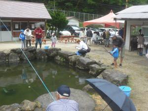 27GW釣り堀オープン1