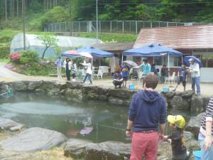 27GW釣り堀オープン2